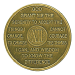 year 12 medallion
