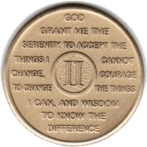year 2 medallion