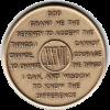 year 27 medallion