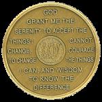 year 24 medallion